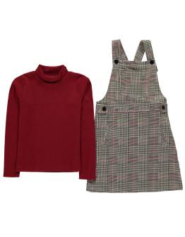 Crafted Dress Set Infant Girls