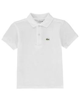 Lacoste Lacoste Pique Logo Polo Shirt