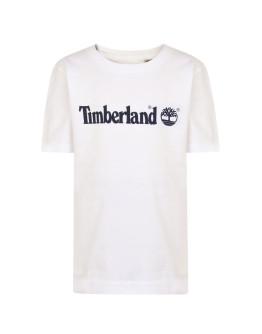 Timberland Boys Logo T Shirt