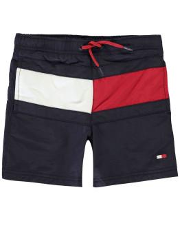 Tommy Bodywear Flag Swim Shorts Boys