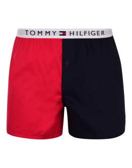 Tommy Bodywear Colour Block Woven Boxers