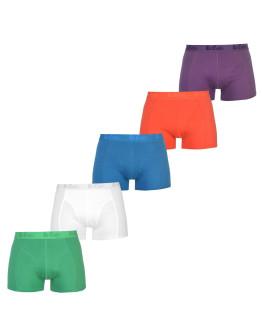 Lee Cooper Boxers 5 Pack