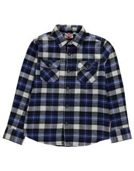 Lee Cooper Flannel Shirt Junior