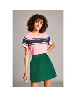 Jack Wills Mae A Line Cord Skirt