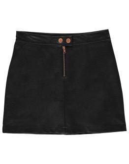Firetrap PU Mini Skirt Junior Girls