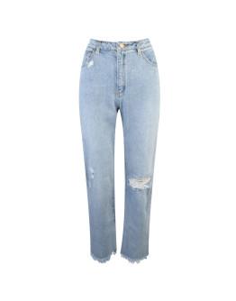 Abrand Hi Crop Bootcut Jeans
