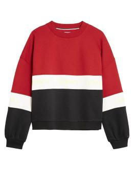 Tommy Jeans Tri-Colour Sweatshirt