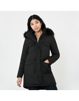 Firetrap Parka Jacket Ladies