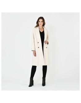 Firetrap Firetrap Blackseal Oversized Coat